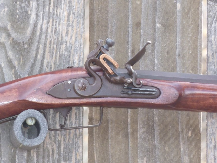 First Shooting of my Schimmel, Poor Boy Rifle Schimm12