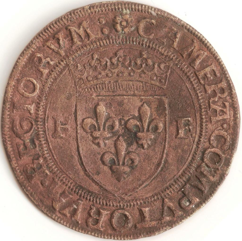 BOURGOGNE, CHAMBRE DES COMPTES, FRANÇOIS IER, S.D 001_co11