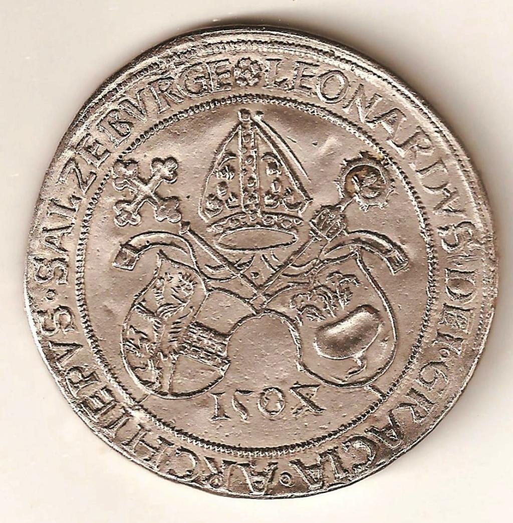 Der Guldiner von 1504 oder Rübentaler 00311
