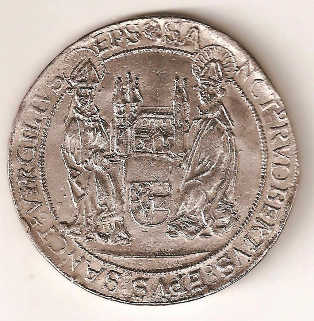 Der Guldiner von 1504 oder Rübentaler 00410