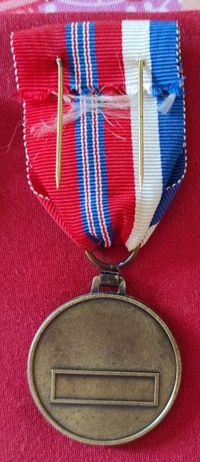 Médaille association national franco britannique  1fde9910