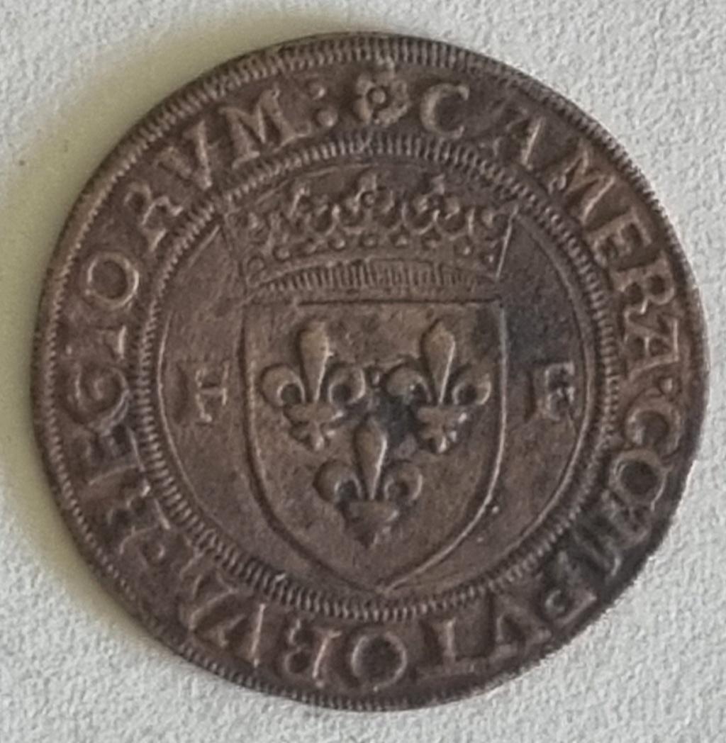 BOURGOGNE, CHAMBRE DES COMPTES, FRANÇOIS IER, S.D 20210323