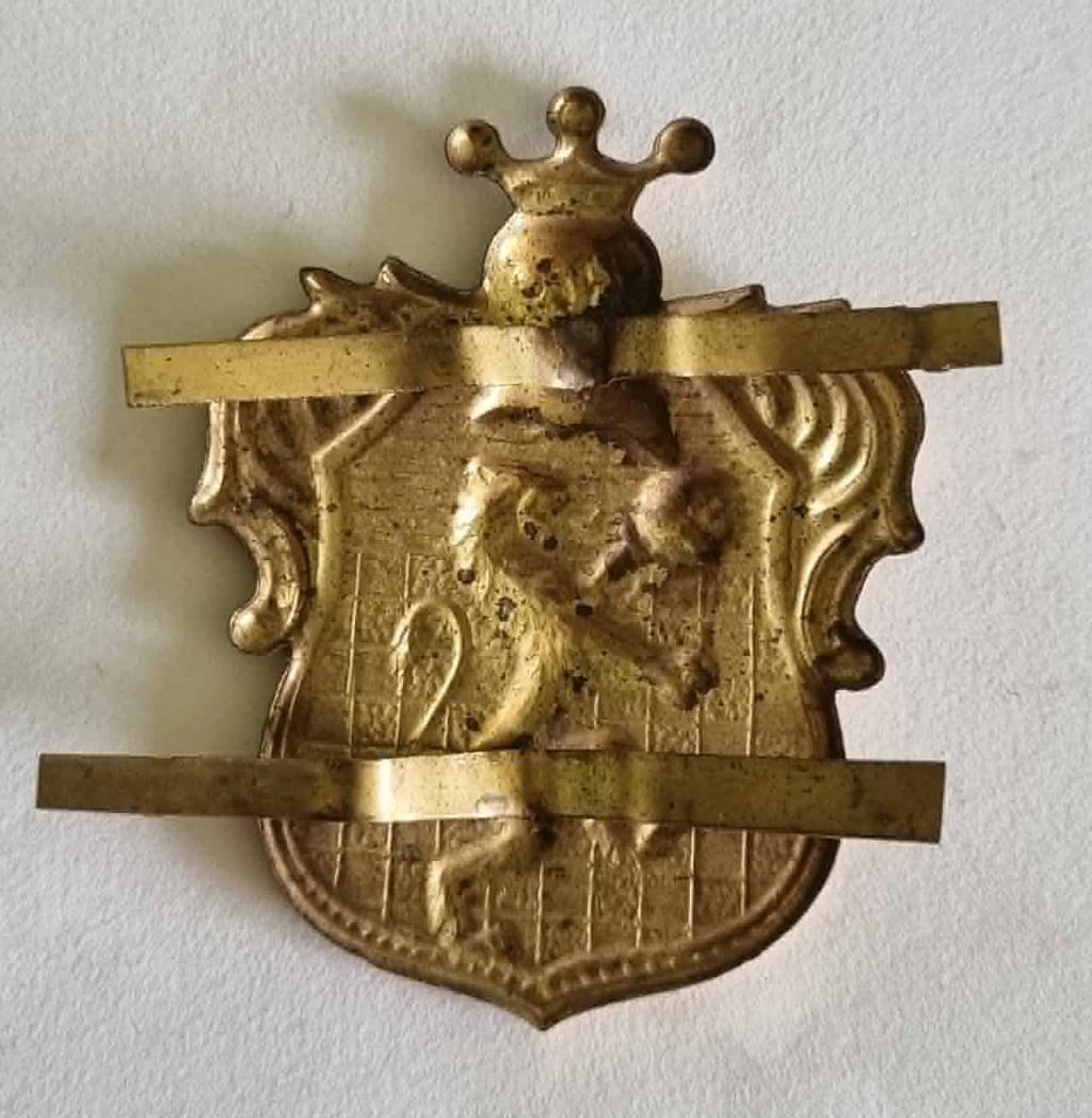 Identification de cette plaque ou insigne en taule emboutie  20210340