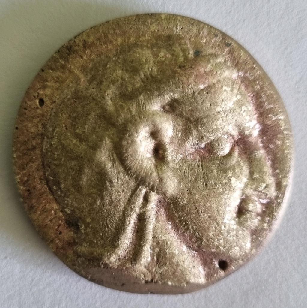 Besoin d'identification de cette monnaie, jeton, médaille, ...??? 20210417