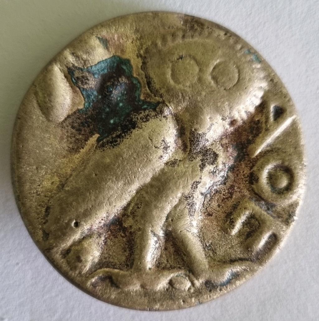 Besoin d'identification de cette monnaie, jeton, médaille, ...??? 20210418