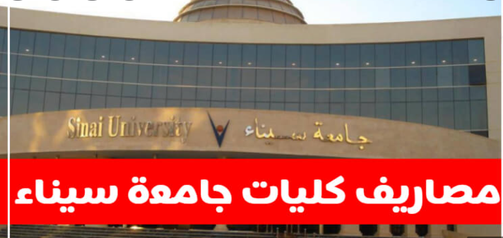 مصاريف جامعة سيناء الخاصة لعام 2021 وشروط القبول بها فرع العريش وفرع القنطره 89810