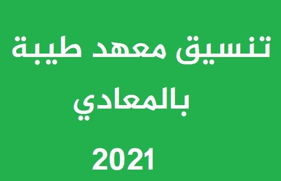 تنسيق معهد طيبة بالمعادي للحاسب والعلوم الادارية لعام 2021  Aaoo_a11