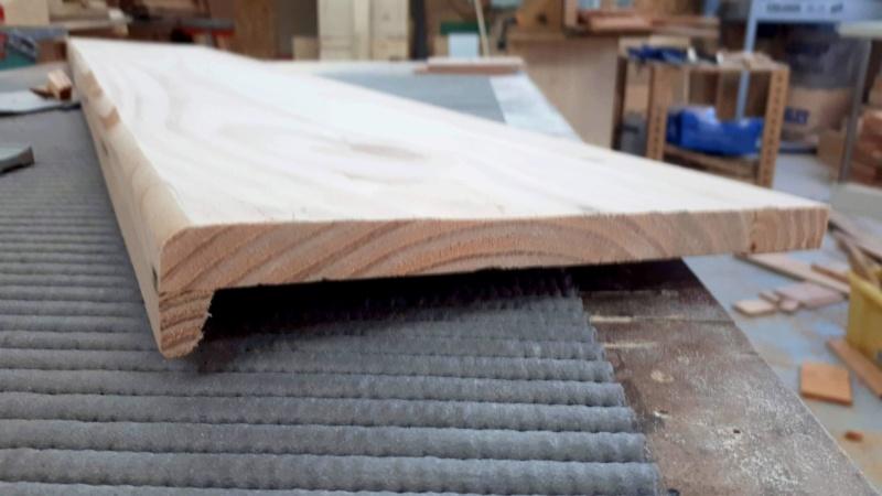 Construction d'un atelier en ossature bois ! - Le Bardage ! - Page 12 410