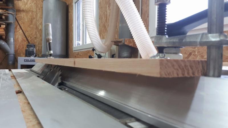 Construction d'un atelier en ossature bois ! - Le Bardage ! - Page 12 510