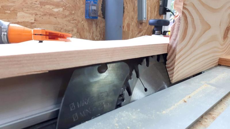 Construction d'un atelier en ossature bois ! - Le Bardage ! - Page 12 610