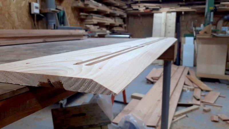 Construction d'un atelier en ossature bois ! - Le Bardage ! - Page 12 710