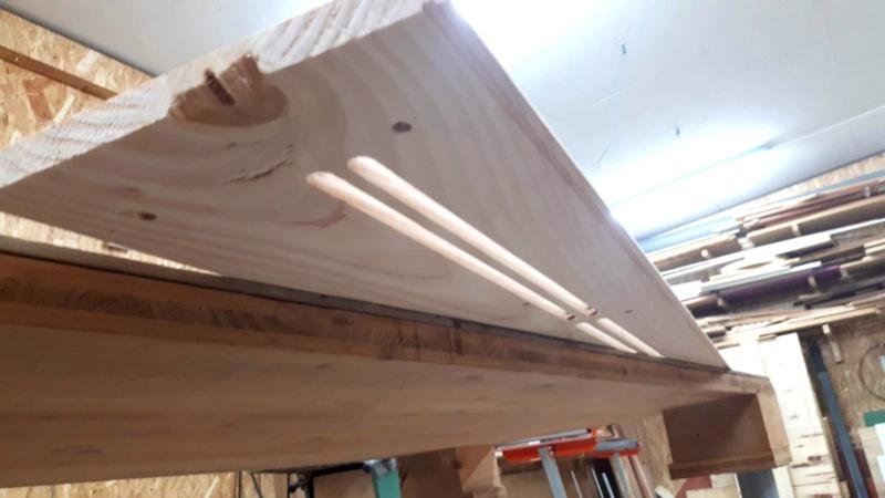 Construction d'un atelier en ossature bois ! - Le Bardage ! - Page 12 810