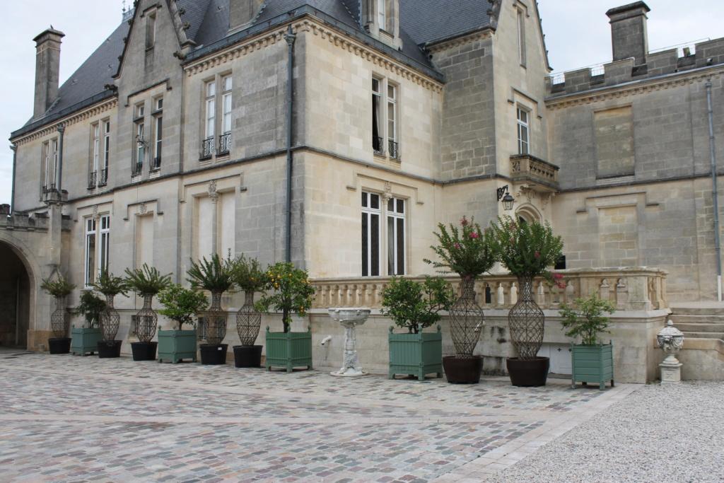 Le jardin du Château Pape Clément.  (33) Img_6310