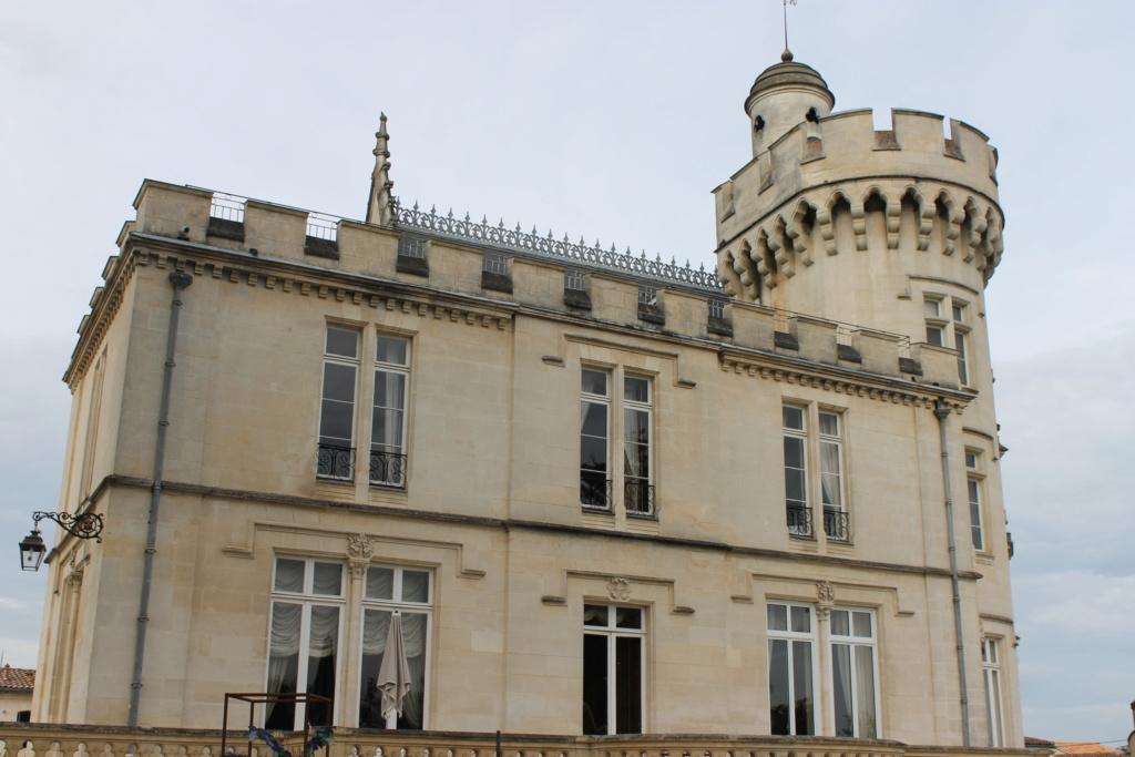 Le jardin du Château Pape Clément.  (33) Img_6325
