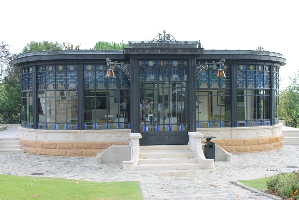 Le jardin du Château Pape Clément.  (33) Img_6326