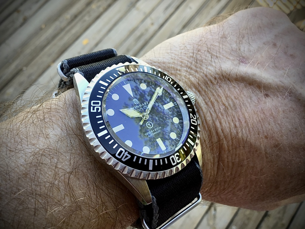 """Ocean - Le club des heureux propriétaires décomplexés de montres """"hommage"""" - tome 2 - Page 20 6cb09310"""