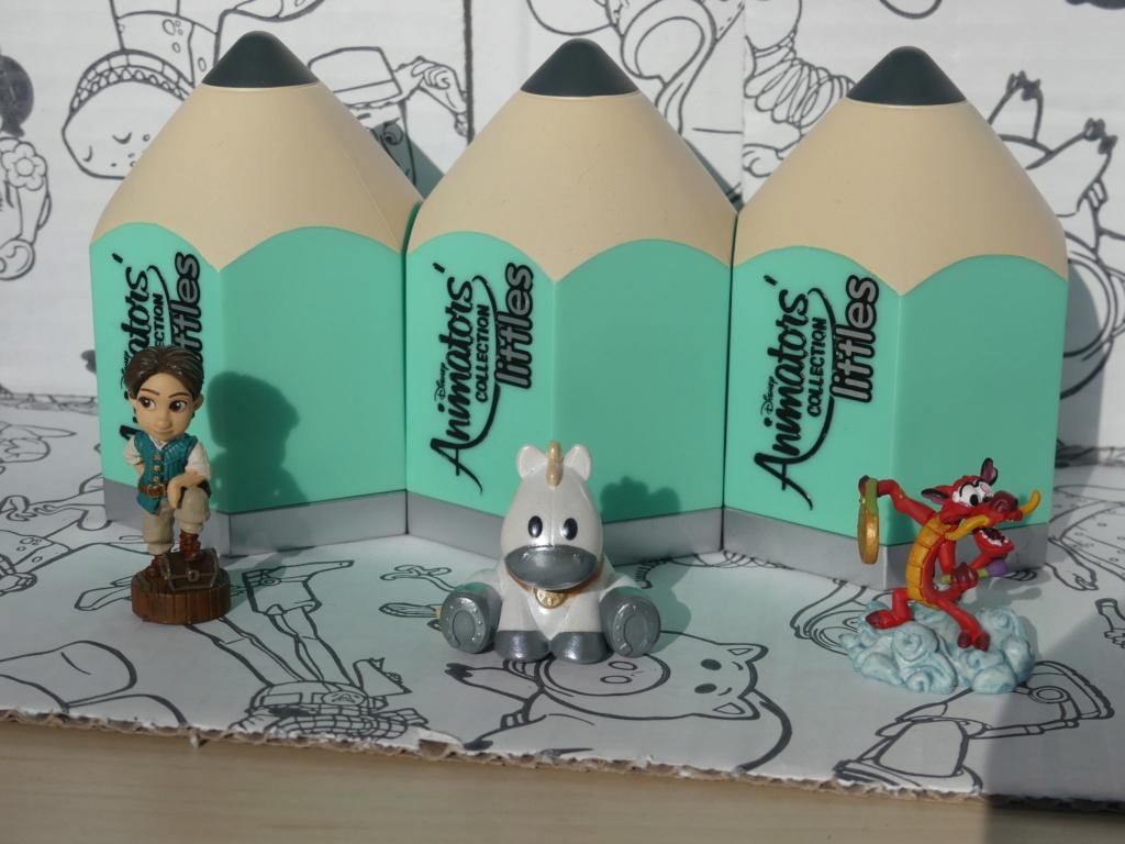 [Vente - Recherche - Echange] Figurines miniatures Animators - Disney Animators' Littles (TOPIC UNIQUE) - Page 3 P1000710