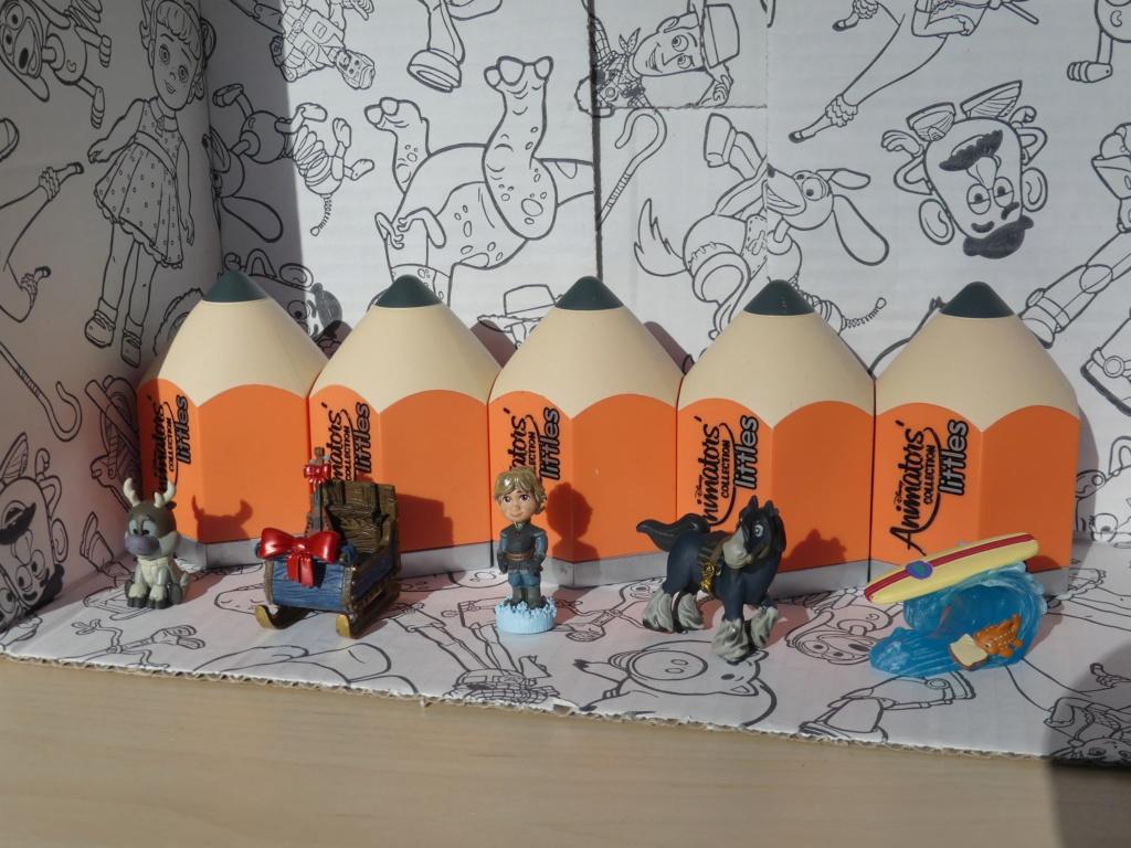 [Vente - Recherche - Echange] Figurines miniatures Animators - Disney Animators' Littles (TOPIC UNIQUE) - Page 3 P1000714