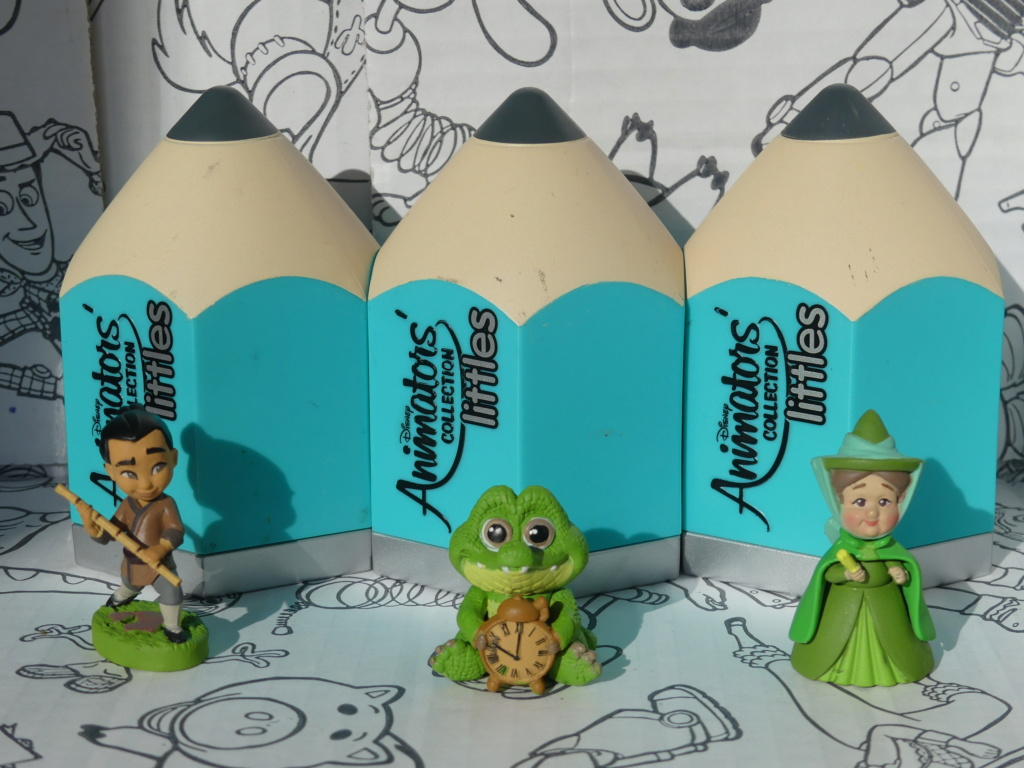 [Vente - Recherche - Echange] Figurines miniatures Animators - Disney Animators' Littles (TOPIC UNIQUE) - Page 3 P1000812