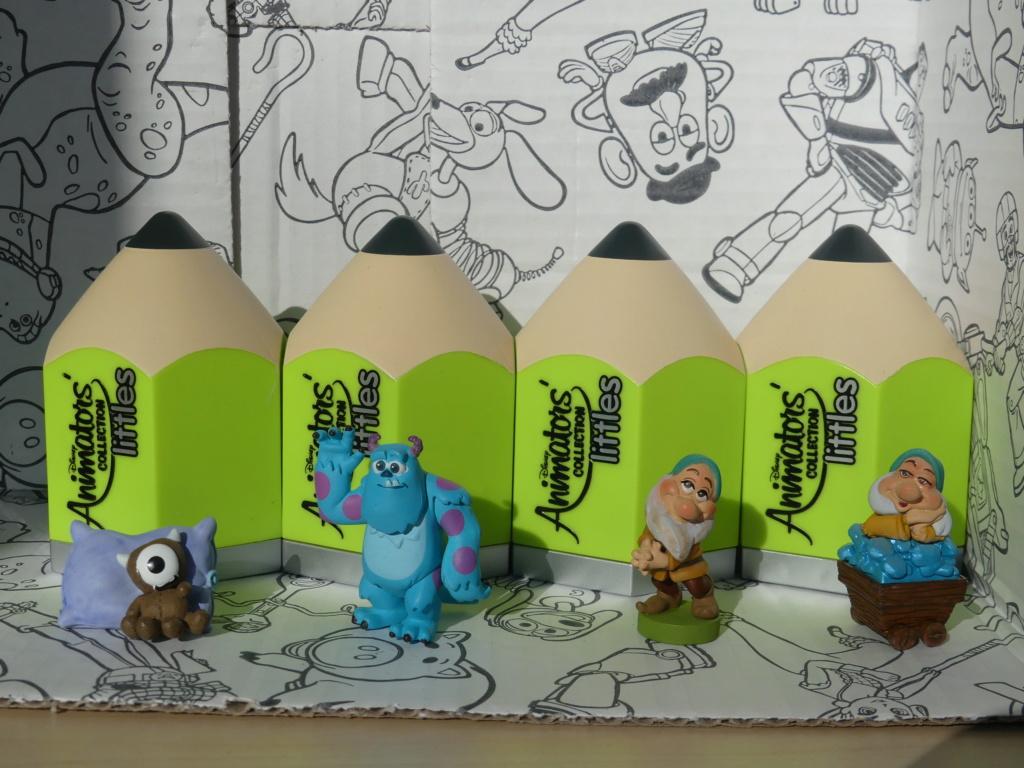 [Vente - Recherche - Echange] Figurines miniatures Animators - Disney Animators' Littles (TOPIC UNIQUE) - Page 3 P1000815