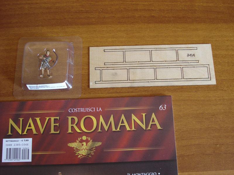 nave - Nave Romana Hachette - Diario di Costruzione Capitan Mattevale - Pagina 9 Foto-314