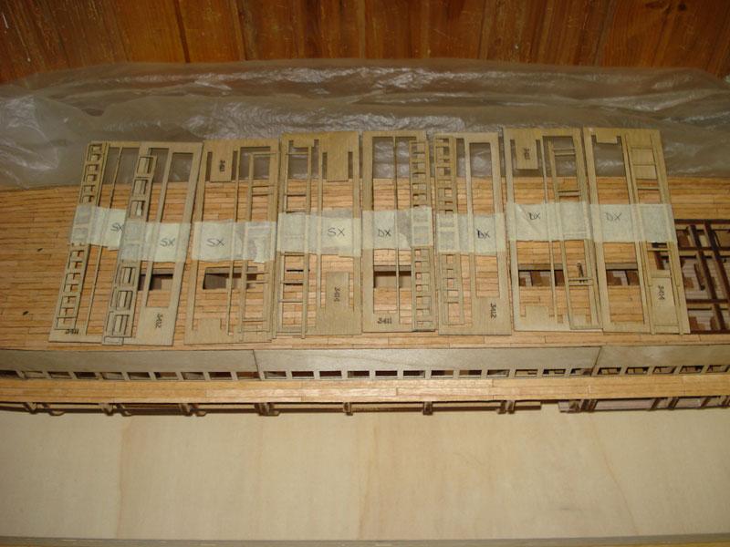 nave - Nave Romana Hachette - Diario di Costruzione Capitan Mattevale - Pagina 9 Foto-319