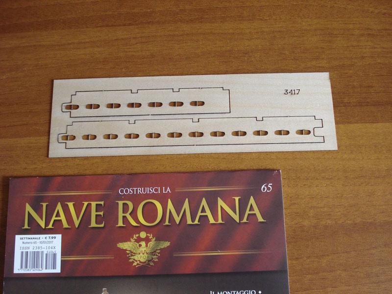 nave - Nave Romana Hachette - Diario di Costruzione Capitan Mattevale - Pagina 9 Foto-321