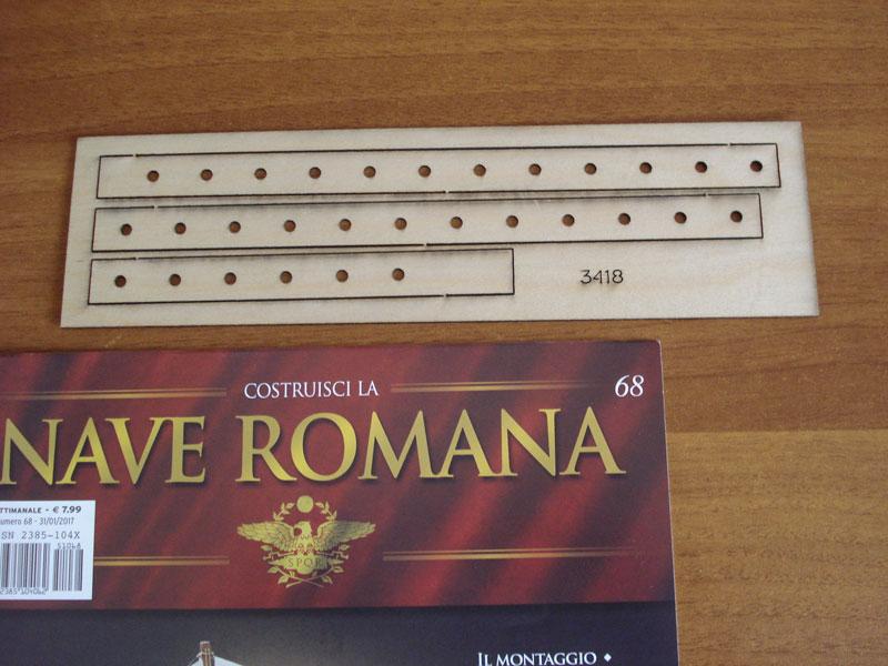 nave - Nave Romana Hachette - Diario di Costruzione Capitan Mattevale - Pagina 9 Foto-330