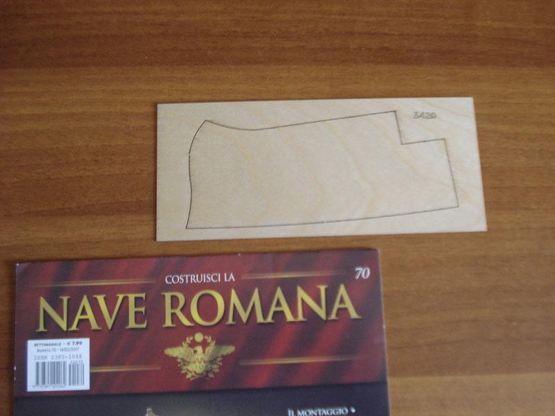 costruzione - Nave Romana Hachette - Diario di Costruzione Capitan Mattevale - Pagina 10 Foto-333