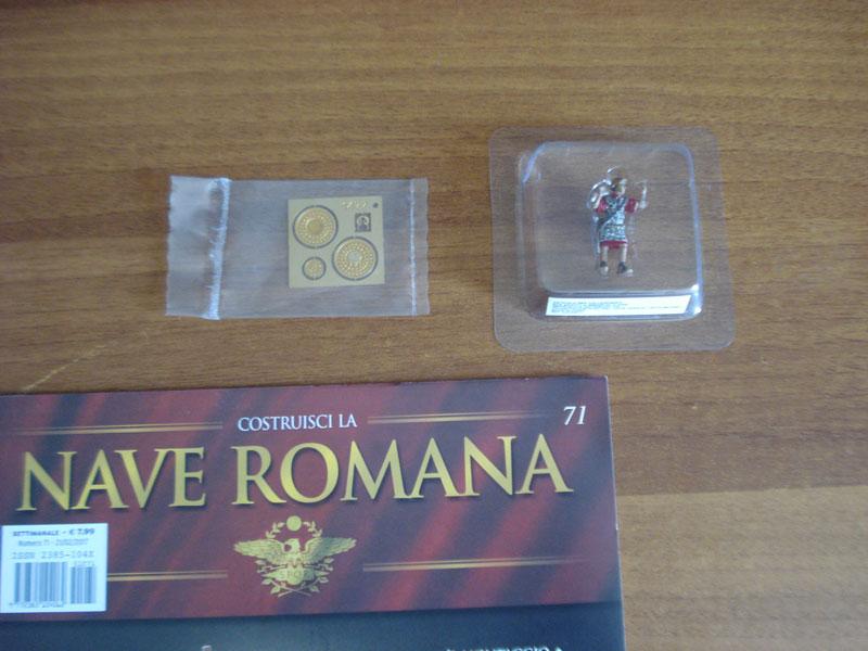 Nave Romana Hachette - Diario di Costruzione Capitan Mattevale - Pagina 10 Foto-335