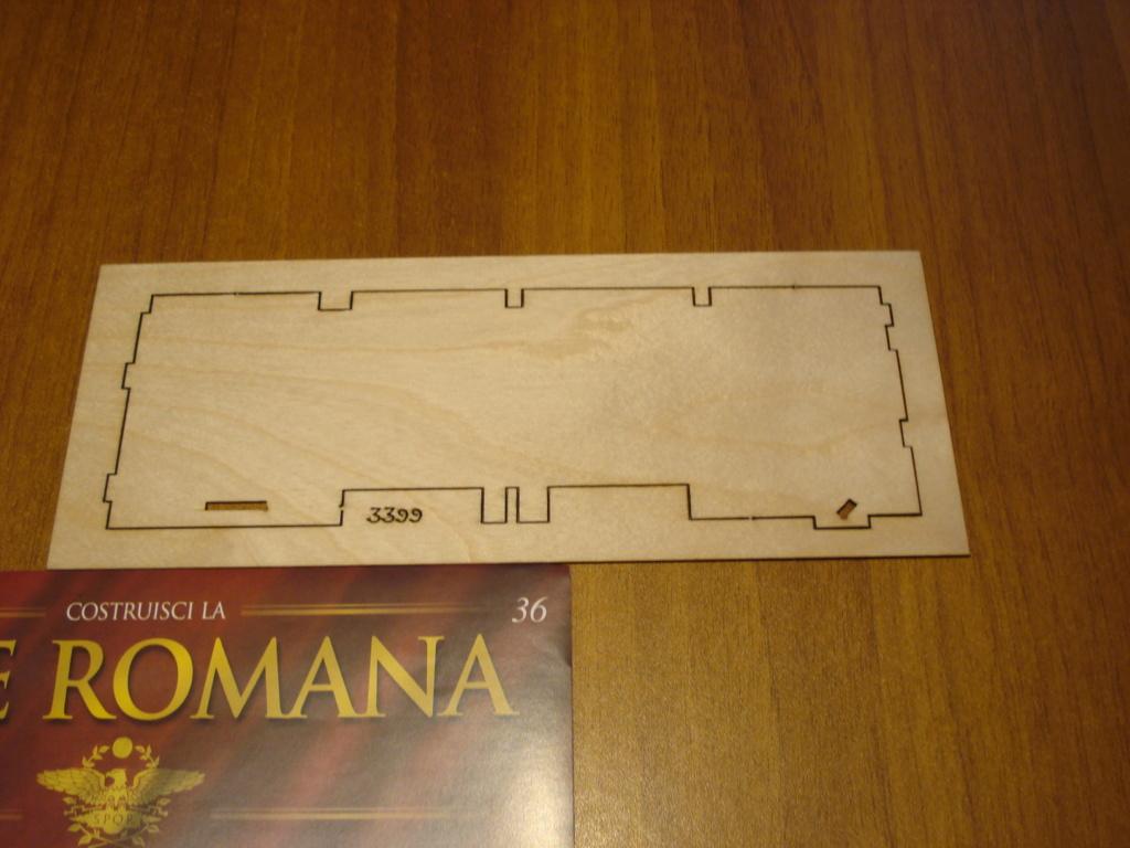 costruzione - Nave Romana Hachette - Diario di Costruzione Capitan Mattevale - Pagina 6 Foto_111