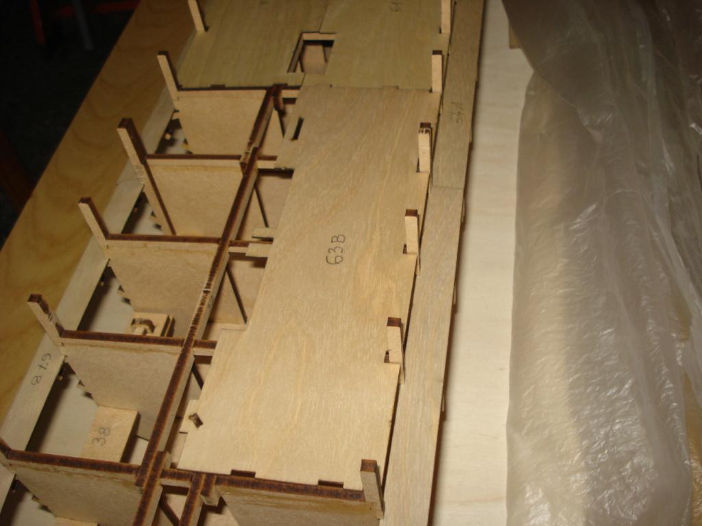 costruzione - Nave Romana Hachette - Diario di Costruzione Capitan Mattevale - Pagina 6 Foto_113