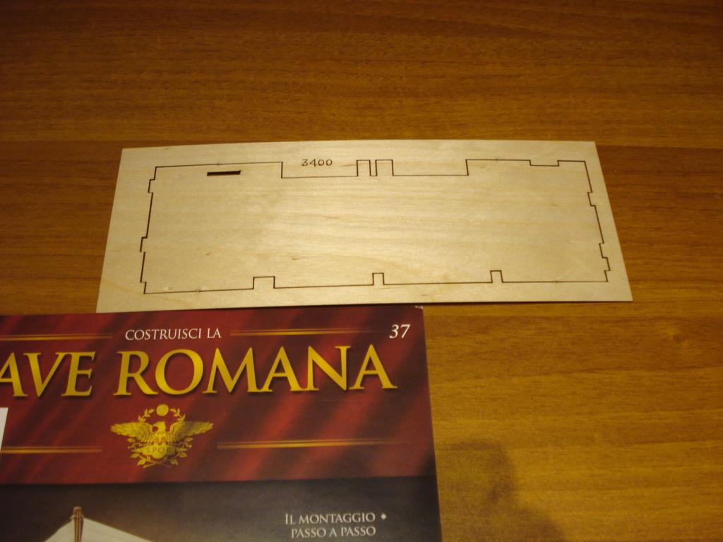 costruzione - Nave Romana Hachette - Diario di Costruzione Capitan Mattevale - Pagina 6 Foto_114