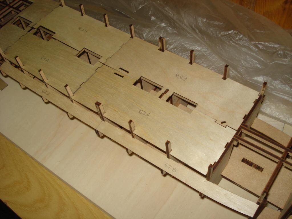 costruzione - Nave Romana Hachette - Diario di Costruzione Capitan Mattevale - Pagina 6 Foto_115