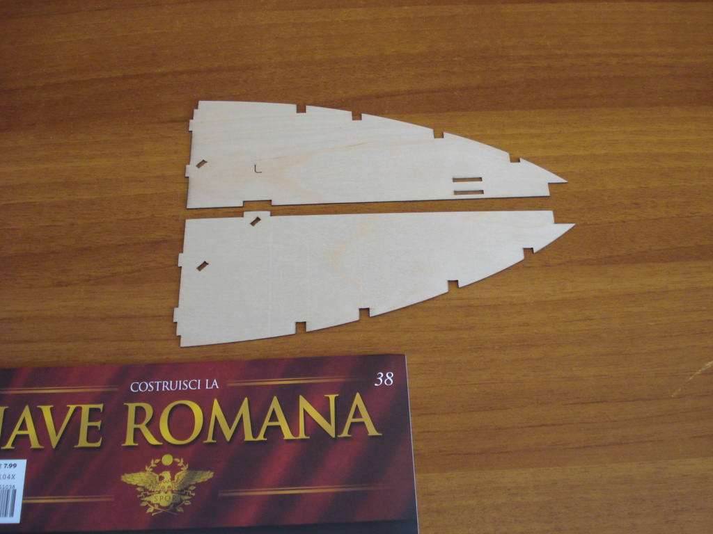 costruzione - Nave Romana Hachette - Diario di Costruzione Capitan Mattevale - Pagina 6 Foto_117