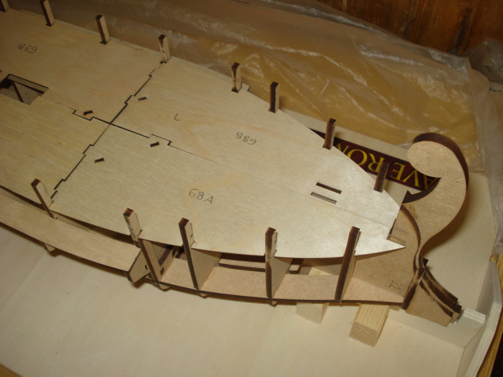 costruzione - Nave Romana Hachette - Diario di Costruzione Capitan Mattevale - Pagina 6 Foto_118