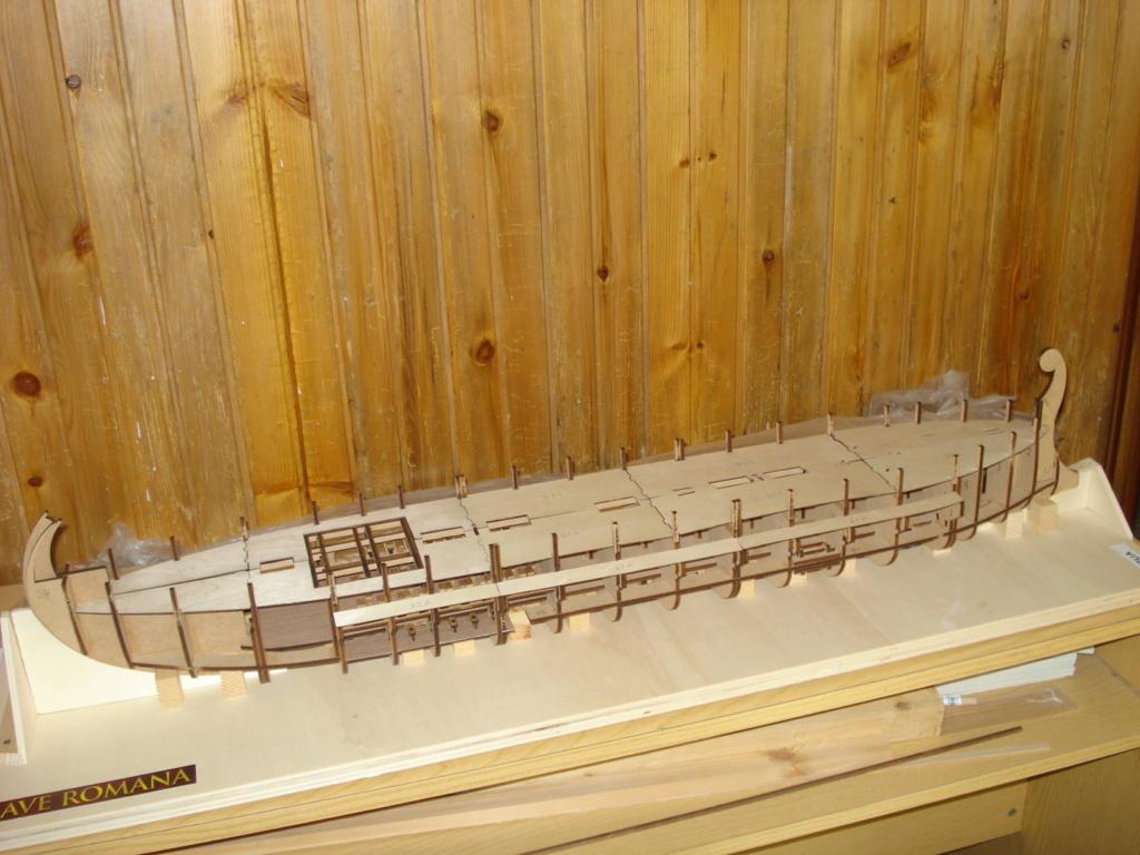 costruzione - Nave Romana Hachette - Diario di Costruzione Capitan Mattevale - Pagina 6 Foto_120