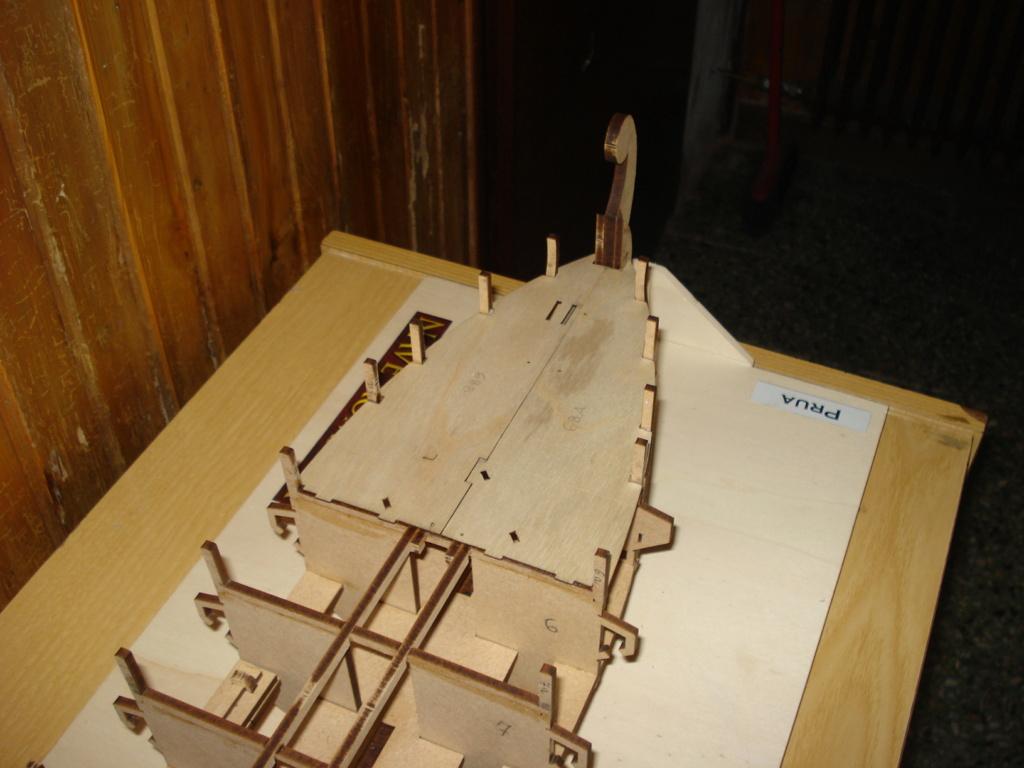 costruzione - Nave Romana Hachette - Diario di Costruzione Capitan Mattevale - Pagina 6 Foto_123