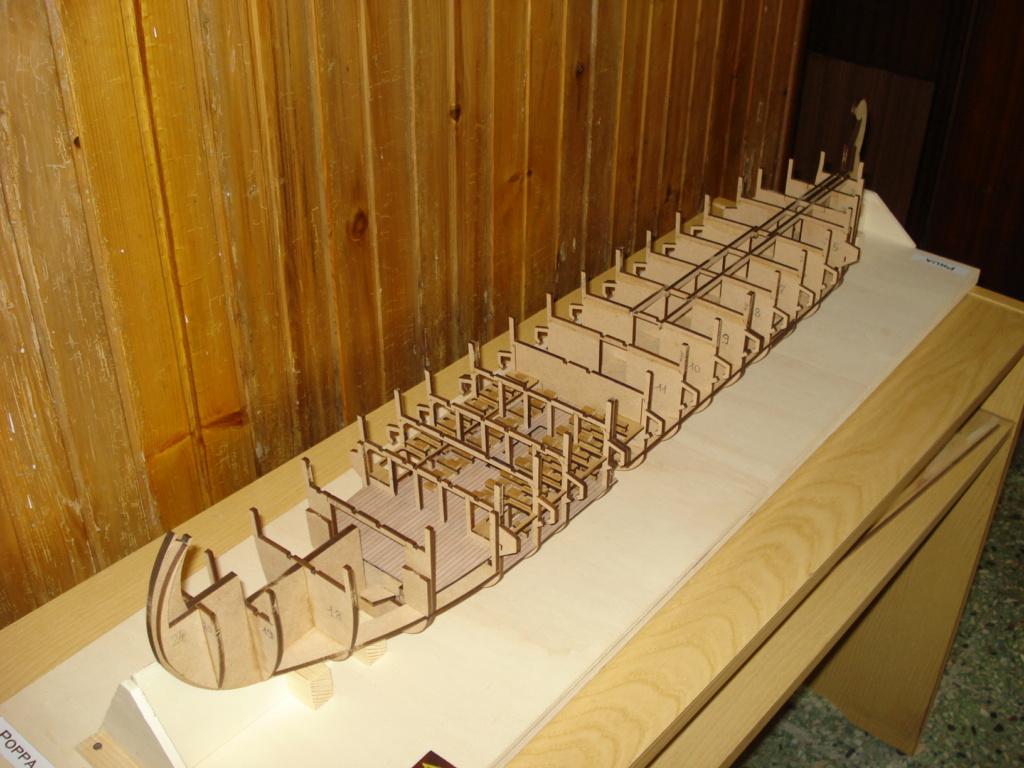 nave - Nave Romana Hachette - Diario di Costruzione Capitan Mattevale - Pagina 5 Foto_142