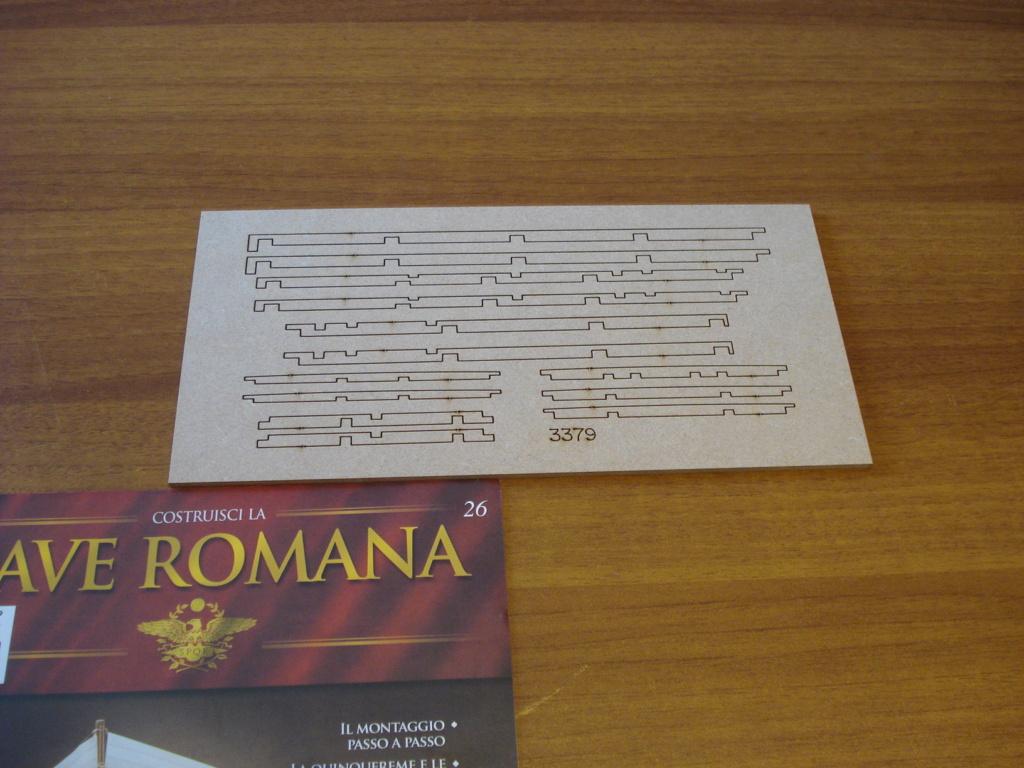 Nave Romana Hachette - Diario di Costruzione Capitan Mattevale - Pagina 5 Foto_143