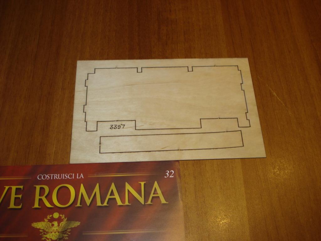 Nave Romana Hachette - Diario di Costruzione Capitan Mattevale - Pagina 5 Foto_146