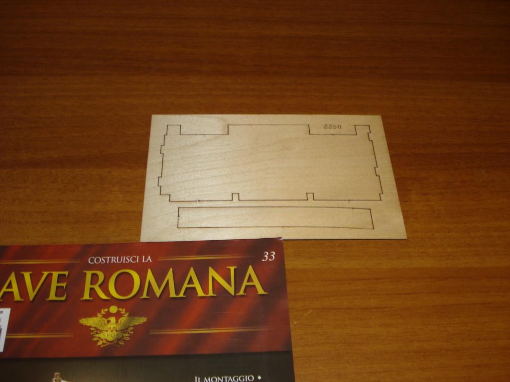 Nave Romana Hachette - Diario di Costruzione Capitan Mattevale - Pagina 5 Foto_148