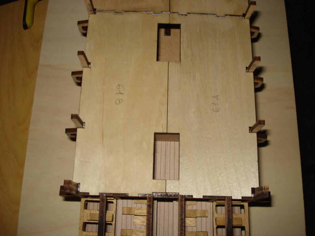 costruzione - Nave Romana Hachette - Diario di Costruzione Capitan Mattevale - Pagina 6 Foto_210