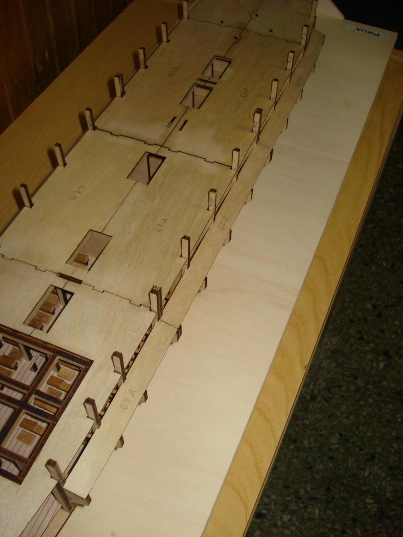 costruzione - Nave Romana Hachette - Diario di Costruzione Capitan Mattevale - Pagina 6 Foto_218