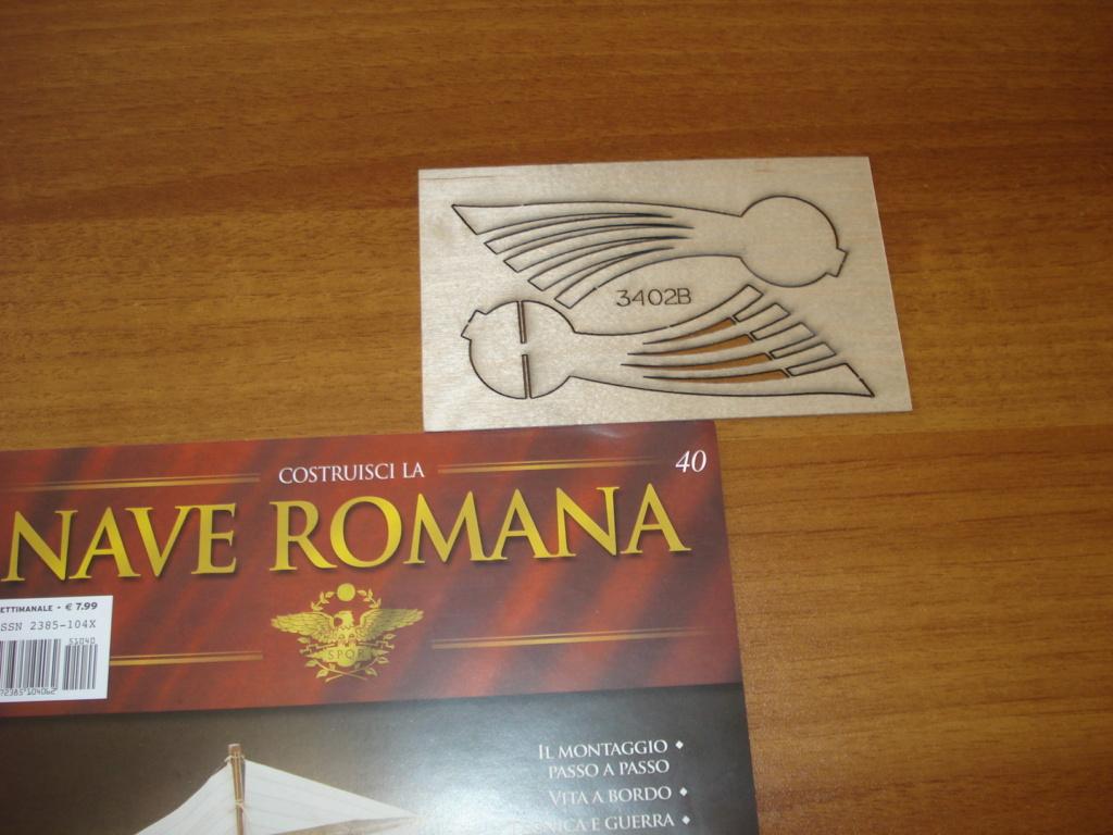 costruzione - Nave Romana Hachette - Diario di Costruzione Capitan Mattevale - Pagina 6 Foto_223