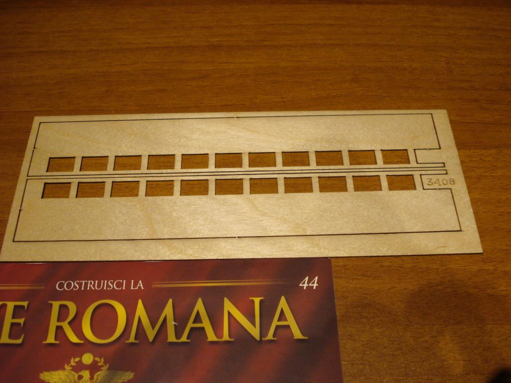 costruzione - Nave Romana Hachette - Diario di Costruzione Capitan Mattevale - Pagina 6 Foto_229