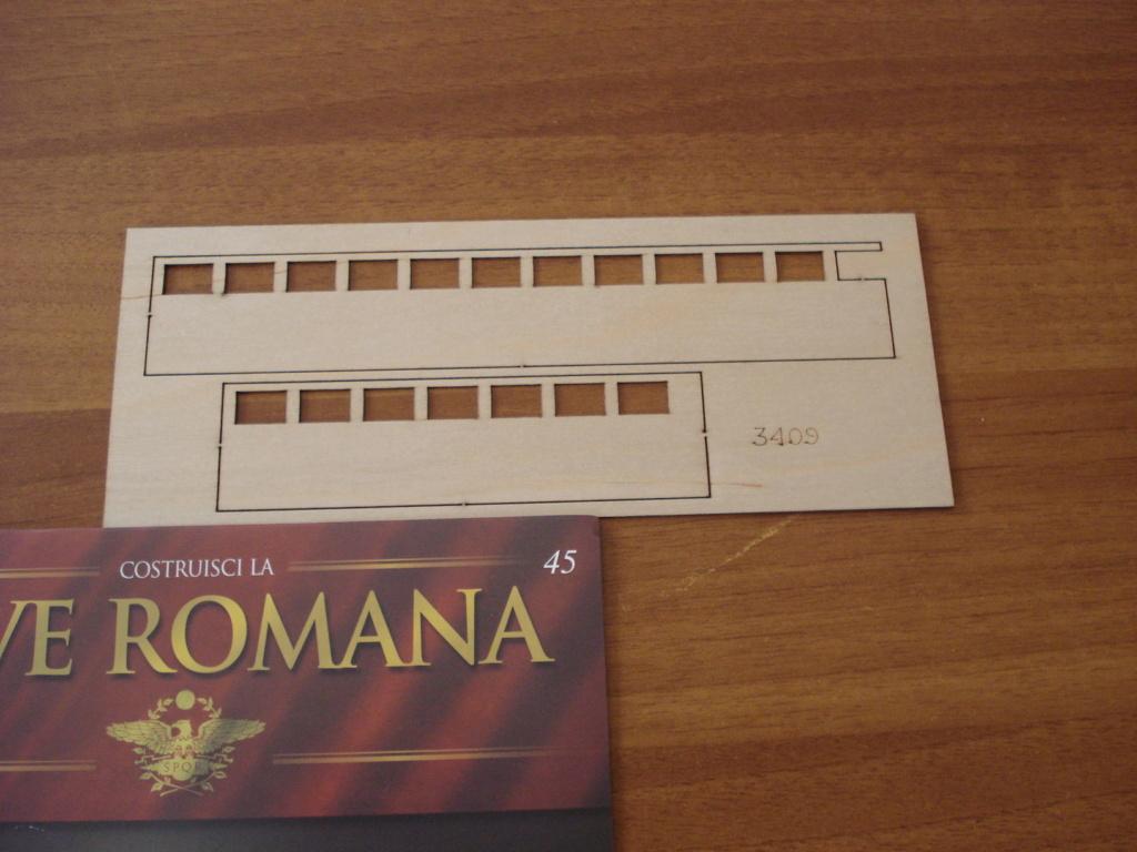 costruzione - Nave Romana Hachette - Diario di Costruzione Capitan Mattevale - Pagina 6 Foto_234