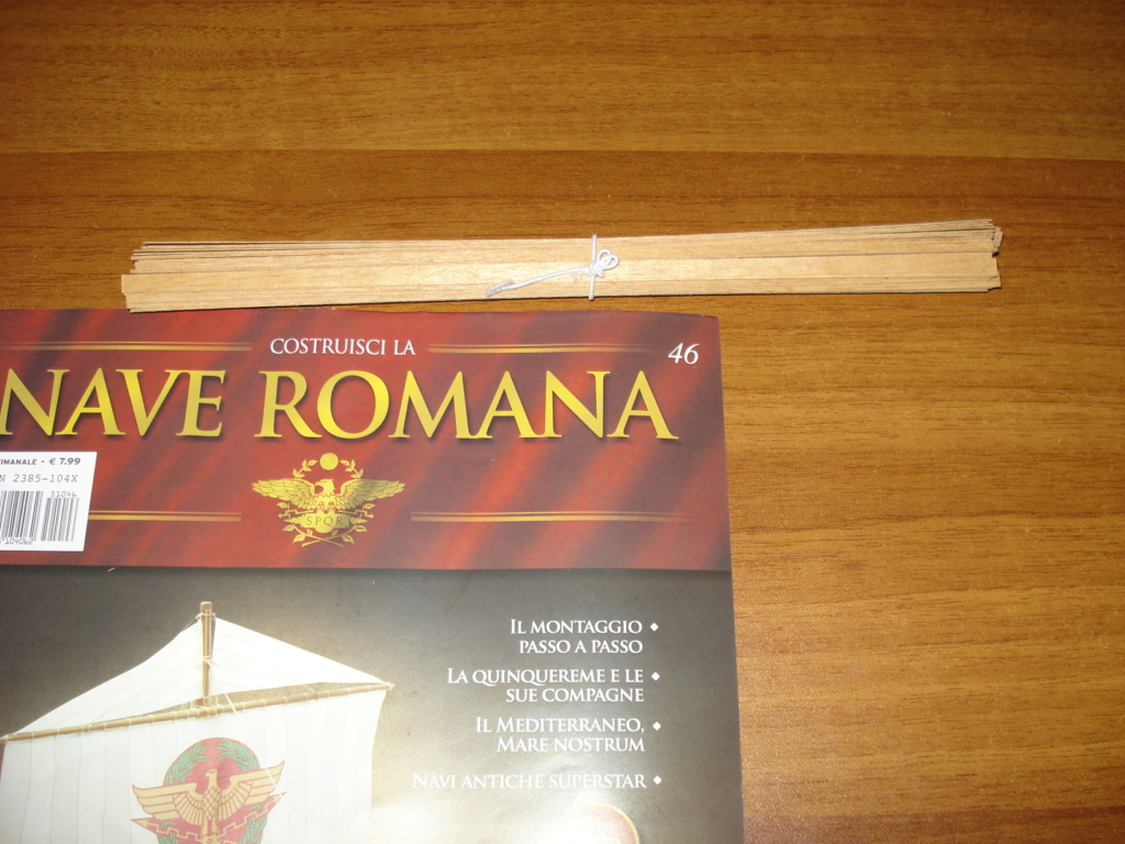 costruzione - Nave Romana Hachette - Diario di Costruzione Capitan Mattevale - Pagina 6 Foto_239