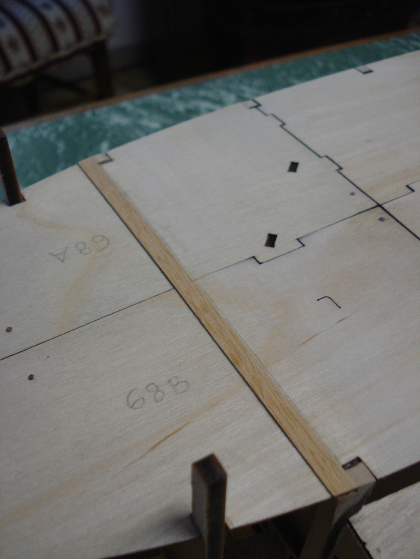 costruzione - Nave Romana Hachette - Diario di Costruzione Capitan Mattevale - Pagina 6 Foto_243