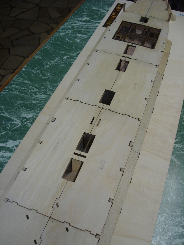 costruzione - Nave Romana Hachette - Diario di Costruzione Capitan Mattevale - Pagina 6 Foto_245